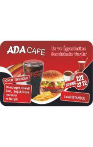 CAFE- BÜFE MAGNETİ