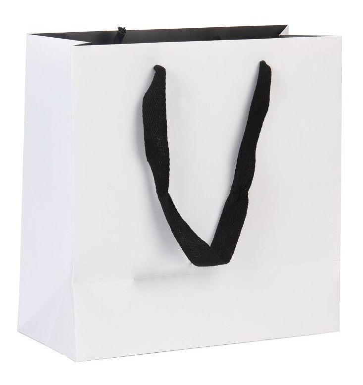 Kurdelalı Karton Çanta